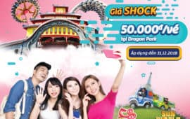 SHOCKING BONUS: DRAGON PARK ENTRY TICKET FOR JUST 50K