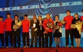 SUN WORLD –TEAM UP WITH OUR U23 VIETNAM GUYS